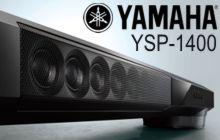 Hardwaretest: Yamaha YSP-1400 – die preiswerte All-in-One-Lösung