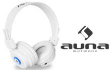 Hardwaretest: Auna DBT-1 Bluetooth Kopfhörer – gut in preiswert