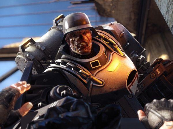 Wolfenstein: The New Order - Vaterland trifft Iron Sky ...