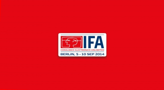 IFA 2014 – ein Rückblick