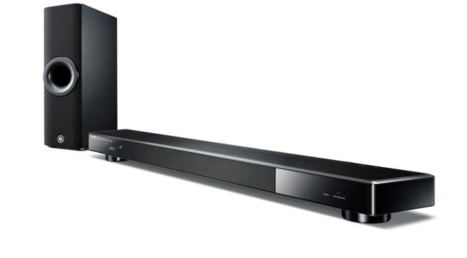 Yamaha Sound Projector YSP-2500 gewinnt Test!