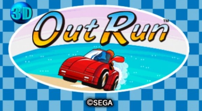3D Out Run – so wie es mal war