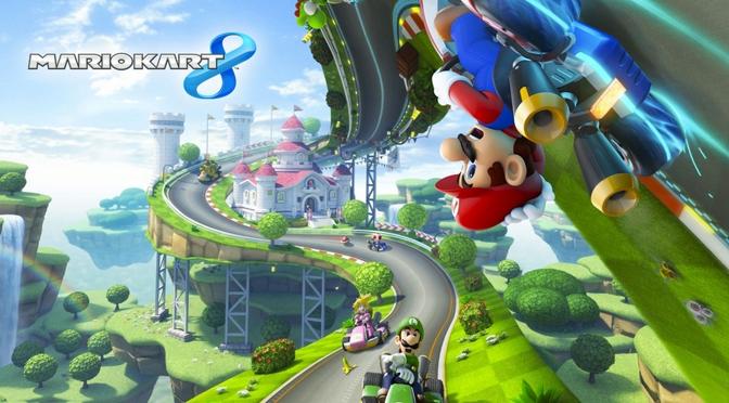 Mario Kart 8 - die Wahrheit liegt auf der Strecke