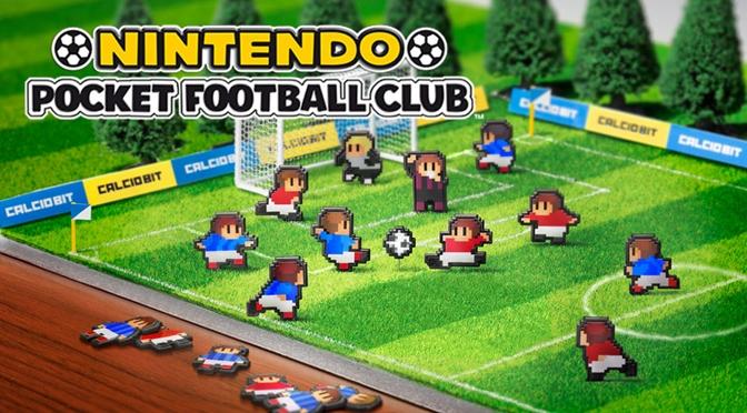 Nintendo Pocket Football Club - wenig drin, alles dran