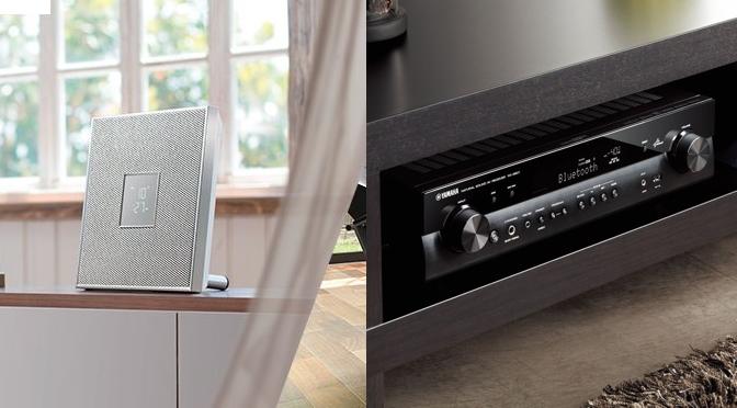 Hardwaretest: Yamaha MusicCast mit dem RX-S601 und der ISX-80