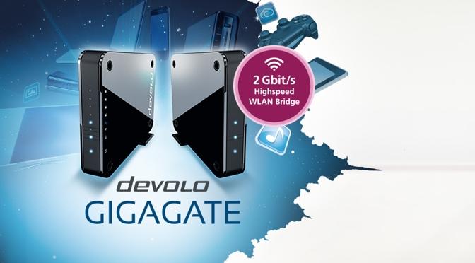 Hardwaretest: devolo GigaGate – Internet im Hier und Dort