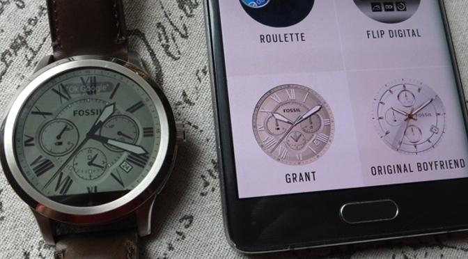 Hardwaretest: Fossil Q Founder – das Handy am Handgelenk