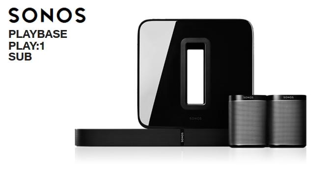 Hardwaretest: SONOS Playbase – Play:1 – Sub – simply clever ...