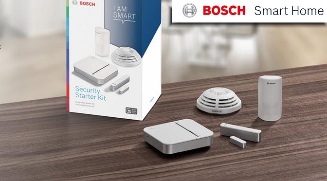 Hardwaretest: Bosch Smart Home - Security Starter Kit - safety first?