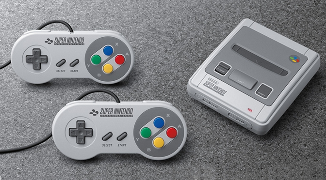SNES Classic Mini - so schön wie früher