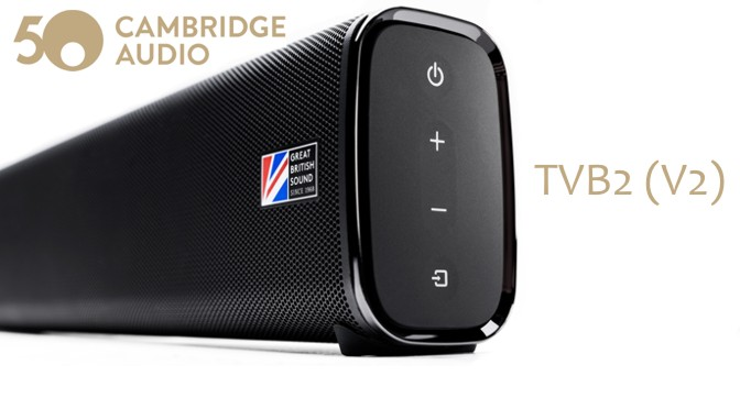 Hardwaretest: Cambridge Audio TVB2 (V2) - very british
