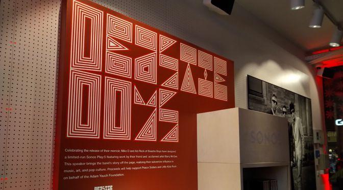 Sonos Play:5 Beastie Boys Edition Pre-Launch in Berlin
