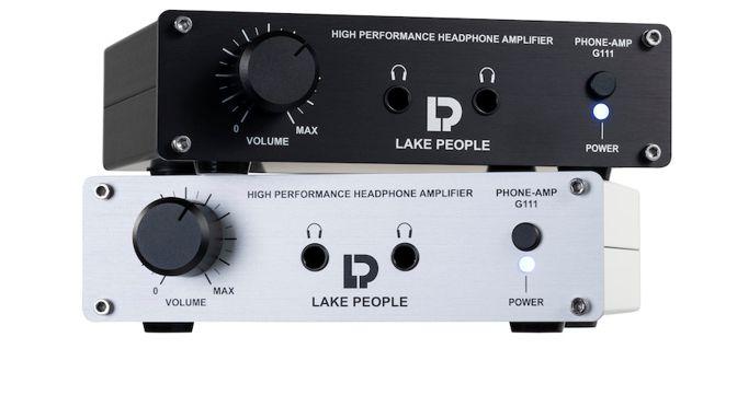 Lake People G111 bietet erstklassige Verstärkung für Kopfhörer