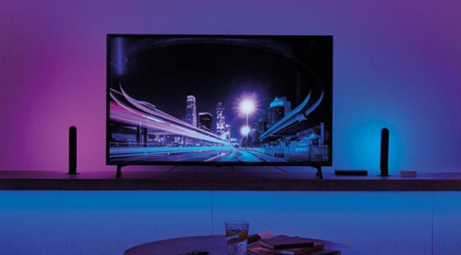 Die Philips Hue Play HDMI Sync Box bringt Home Entertainment auf ein neues Level