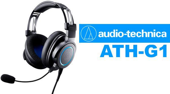 Hardwaretest: Audio-Technica ATH-G1 – zurück zur klassischen Optik