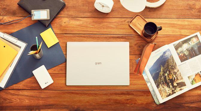 neue Laptops der gram Serie von LG - neuer Standard für mobile Computer
