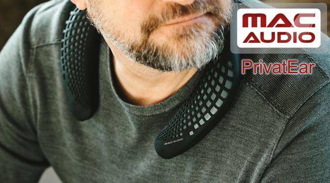 Hardwaretest: Mac Audio PrivatEar - das Nackenkissen mit Klang
