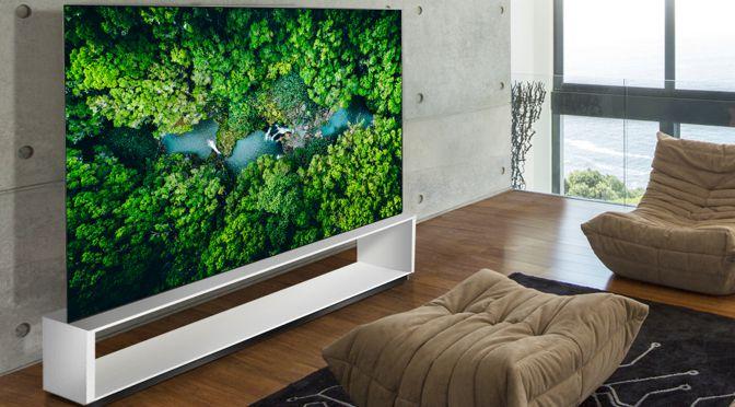 LG präsentiert das neue REAL 8K TV-Angebot mit Next-Gen-KI-Prozessor