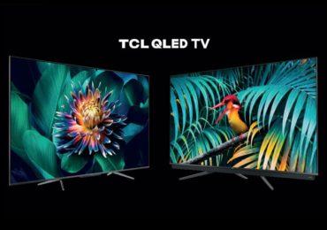 TCL stellt seine QLED-Modelle C81 und C71 in Europa vor