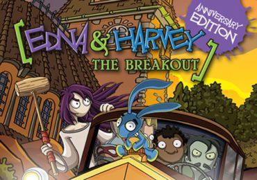 Preisgekröntes Adventure Edna & Harvey: The Breakout - Anniversary Edition erscheint erstmals weltweit auf Konsolen